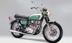 1970 Yamaha XS1 This was my first bike