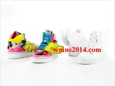 new product bb392 91ae5 2NE1 x Jeremy Scott Adidas Originals JS Wings