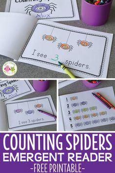 Kindergarten Math Activities, Kindergarten Lesson Plans, Preschool Lessons, Kindergarten Classroom, Preschool Halloween Lesson Plans, Sorting Activities, Halloween Activities, Elementary Math, Learning Activities