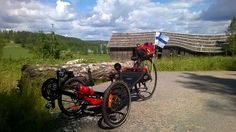 Finnish countryside Countryside, Beautiful Places, Vehicles, Rolling Stock, Vehicle, Tools
