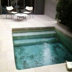 Beautiful little pool