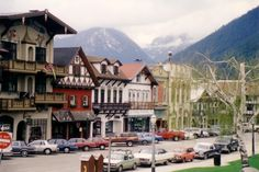 #Leavenworth, WA.    I would love to go back here.  DGH