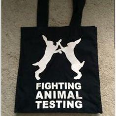 Lush tote bag No major defects. User twice Lush Bags