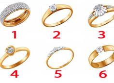 Válassz egy gyűrűt, és kiderül, milyen nő vagy igazából!