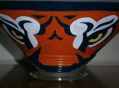 War Eagle! Cute Auburn University Bowl
