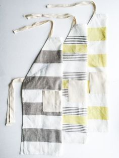 Tea Towel Apron-One Little Minute Blog-21
