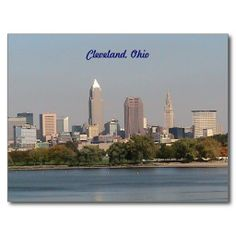 Cleveland Ohio, Lakefront Postcard SOLD 15 copies to a Georgia, USA buyer- thank you !