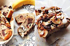 *Starlights in the Kitchen*: [FOOD] Bananenbrot mit Kokos und Schokolade