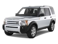 2008 Land Rover LR3 Review, Ratings, Specs, Prices, and Photos - The Car Connection