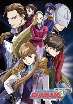 Shop Mobile Suit Gundam Wing: Collection 2 [DVD] at Best Buy. Find low everyday prices and buy online for delivery or in-store pick-up. Gundam Wing, Gundam Art, Heero Yuy, Anime Release, Blu Ray Collection, Anime Reviews, Mecha Anime, Small Art, Large Art