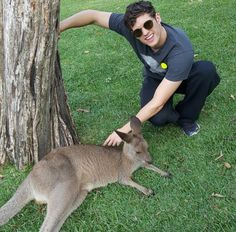 Daniel Sharman in Australia Teen Wolf Isaac, Teen Wolf Boys, My Boys, Daniel Sherman, Daniel Sharman Teen Wolf, Boyfriend Best Friend, Kol Mikaelson, Teen Wolf Funny, Tasmanian Devil
