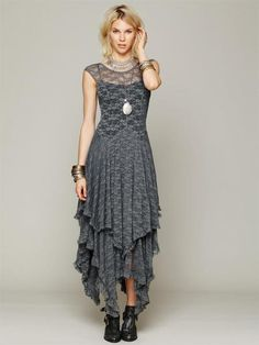 GYPSY LUST Lace Dress