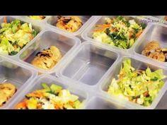Príprava raňajok z 28čky,  nemusí byť vôbec zdĺhavá - YouTube Cube, Tray, Kitchen, Youtube, Cooking, Kitchens, Trays, Cuisine, Youtubers