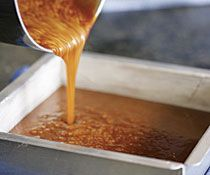 Soft & Chewy Honey Caramels
