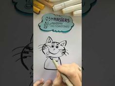 Jak narysować kota?