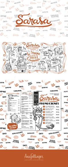 Branding Design Ilustration Lettering