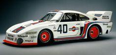 """1977 - Porsche 935/2.0 Coupé """"Baby"""""""