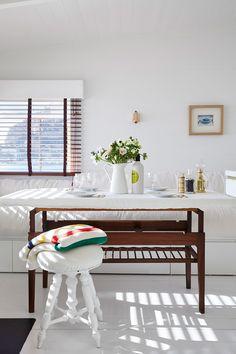 TRÊS STUDIO ^ blog de decoración nórdica y reformas in-situ y online ^: Una casa en la costa italiana con estilo Robinson
