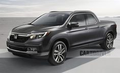 2017 #Honda Ridgeline: 25 #Cars Worth Waiting For – Feature – Car and Driver