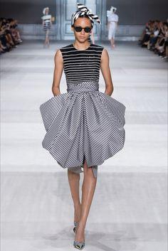 Sfilata Giambattista Valli Parigi - Alta Moda Autunno-Inverno 2014-15 - Vogue