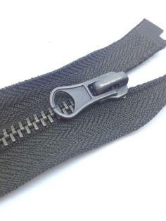 Laiton-metal-extremite-ouverte-zips-n-5-poids-fermeture-eclair-11-zip-longueurs-manteaux-et-vestes - ACHETEES CAR EXISTE EN 35 CM ET 70 CM