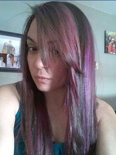 Purple Hair YC