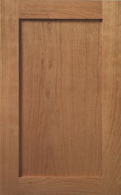 Shaker Style Inset Recessed Panel Cabinet Door - Maple | Acme Cabinet Doors