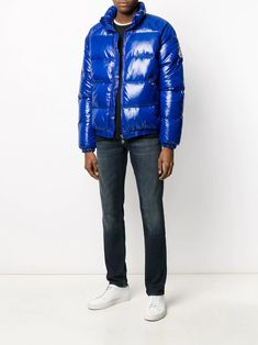 Pyrenex Doudoune Vintage Mythic - Farfetch Bomber Jacket, Winter Jackets, How To Wear, Shopping, Women, Fashion, Hemline, Unisex, Long Dress Patterns