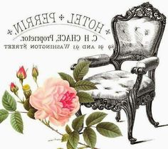 Decoupage Graphic transfers in the style of Shabby Chic Decoupage Vintage, Vintage Diy, Images Vintage, Decoupage Paper, Vintage Labels, Vintage Pictures, Image Paris, French Typography, Foto Transfer