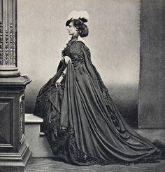 ca. 1860 Castiglione by Pierre Louis Pierson   Grand Ladies   gogm