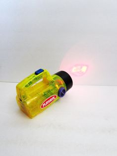 Playskool Flashlight With Red Green And White by TimelessToyBox