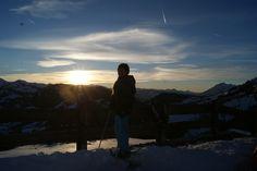 #Stimmung #sundowner #Sonnenuntergang #Abendstimmung #Hochkönig #Gäste #Vital Hotel Post #Dienten Vital Hotel, Poster, Mountains, Nature, Travel, Sunset, Naturaleza, Viajes, Trips