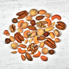 What 100 Calories Really Looks Like: Nuts