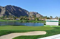 Spend a day in the California sun on La Quinta's golf course.