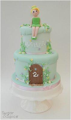 Dinky Tink  - Cake by Sugargourmande Lou http://www.facebook.com/SugarandSpiceGourmandise