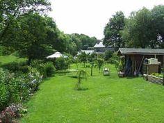 jardin de la Propriété avec Chambres d'hôtes à vendre près Paimpol en Côtes-d'Armor
