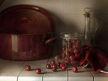 Making your own maraschino cherries is very easy.