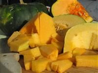 Pumpkin Extravaganza - Mediterranean Way Nutrition Information, Mediterranean Recipes, Pumpkin Recipes, Mango, Articles, Yummy Food, Fruit, Healthy, Kitchens