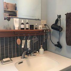 Bath Caddy, Double Vanity, Sink, Interior, House, Home Decor, Bathroom Ideas, Houses, Sink Tops