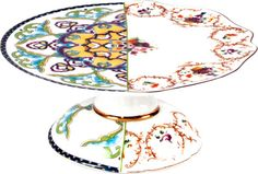 Hybrid Porcelain Cake Stand by Seletti | 2Modern Furniture & Lighting