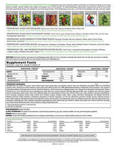 shakeology flavors - greg and christine plaskett