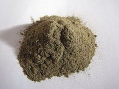 Bhringraj Powder - has a calming affect; helps promote a good, and well rested sleep; helps prevent hair loss; stops premature greying; affective against skin allergies; helps control and get rid of dandruff