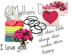 """mother's day"" by sara-escamilla on Polyvore"