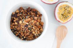 glutenfri granola Crunchy Granola, Dog Food Recipes, Beans, Vegetables, Omelet, Dog Recipes, Vegetable Recipes, Beans Recipes, Veggies