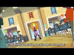 Batalla de las bandas [Audio Latino + Letra]