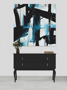 Abstract Canvas Art - Large Painting on Canvas, Contemporary Wall Art, Original Oversize Painting Large Artwork, Large Painting, Office Wall Decor, Home Decor Wall Art, Abstract Canvas Art, Canvas Wall Art, Contemporary Wall Art, White Art, Original Art