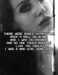 Lana Del Rey #LDR #Because_of_You