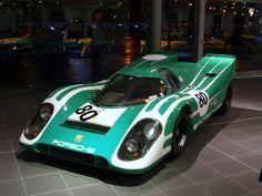 Porsche 917 David Piper