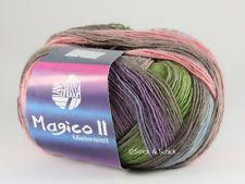Lana Grossa Meilenweit Magico II Fb. 3527 100g Sockenwolle -Farbverlauf-