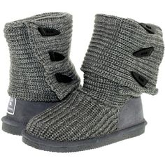 Bearpaw Women's Knit Tall Boot, size 11 Never worn!! Super cute bearpaw knit boots!  Would fit better on someone who wears size 10.5 but it is suppose to stretch! bearpaw Shoes